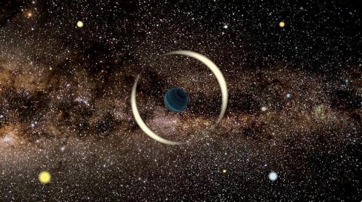 Polacy odkryli najmniejszą planetę swobodną