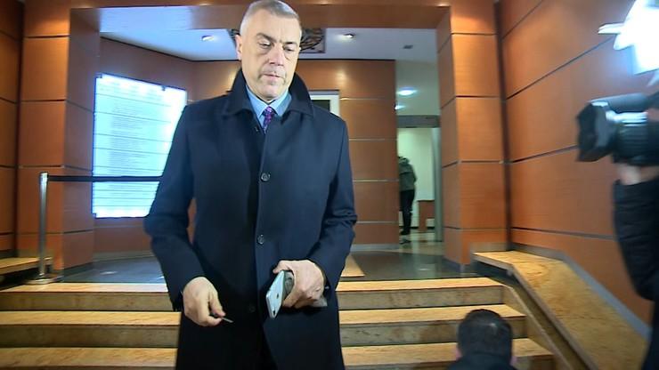 Sprawa Romana Giertycha. Wniosek o zawieszenie w czynnościach adwokata