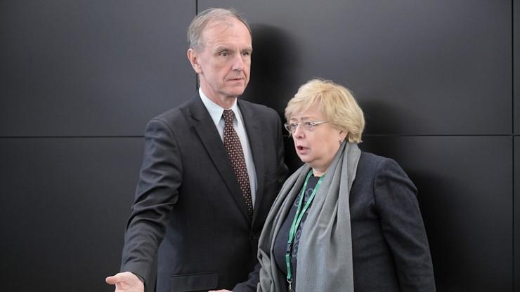 Gersdorf: nowela ustaw sądowych prowadzi do opuszczenia UE