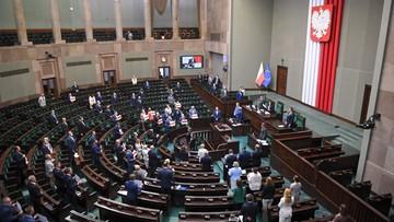 Sejm potępił przemoc władz Białorusi. Uchwałę przyjęto przez aklamację