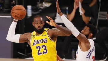NBA: Lakers zapewnili sobie pierwsze miejsce w Konferencji Zachodniej