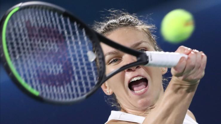 Turniej WTA w Palermo: Chcą, by Simona Halep była zwolniona z kwarantanny