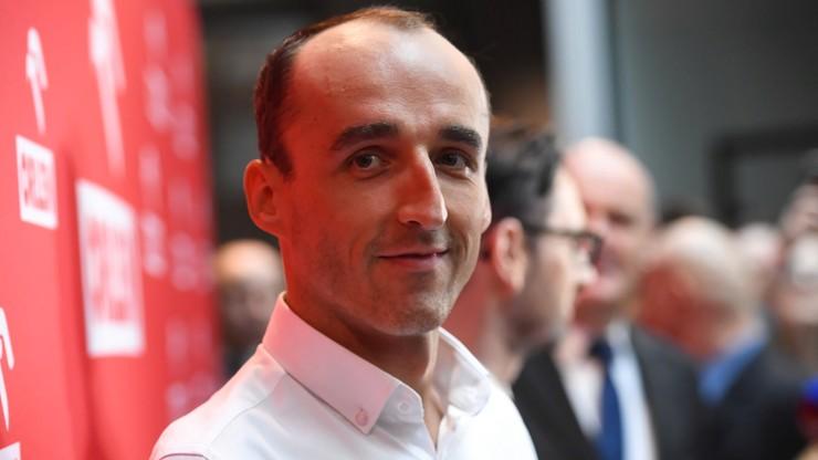 Formuła 1: Kubica jako pierwszy przetestuje bolid Alfa Romeo