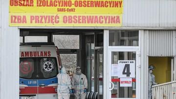 Koronawirus w Polsce. Najmniej zakażeń od początku listopada