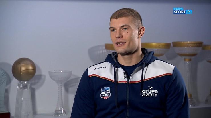 Łukasik: Po kilku treningach w ZAKSIE zdarzyło się coś, czego się nie spodziewałem