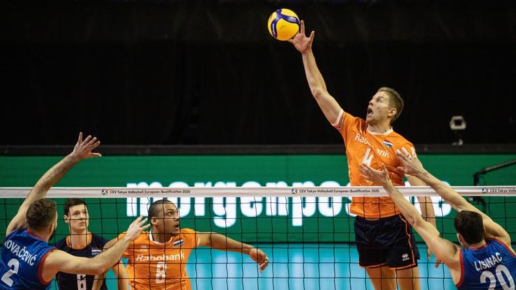 Turniej kwalifikacyjny siatkarzy: Bułgaria - Holandia. Relacja i wynik na żywo