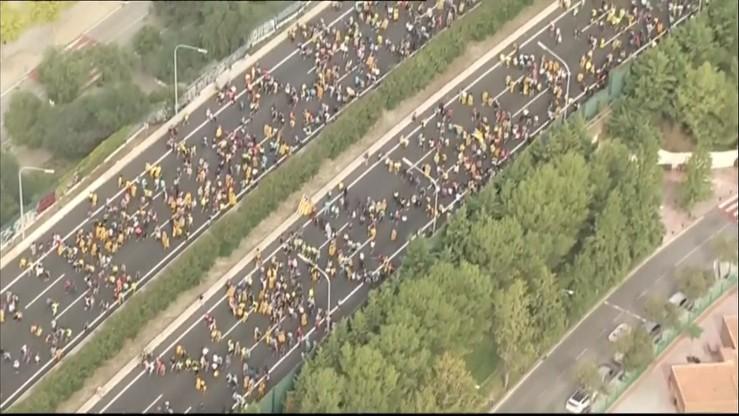 Strajk generalny w Katalonii. Paraliż na lotnisku, chaos komunikacyjny, zamknięta Sagrada Familia
