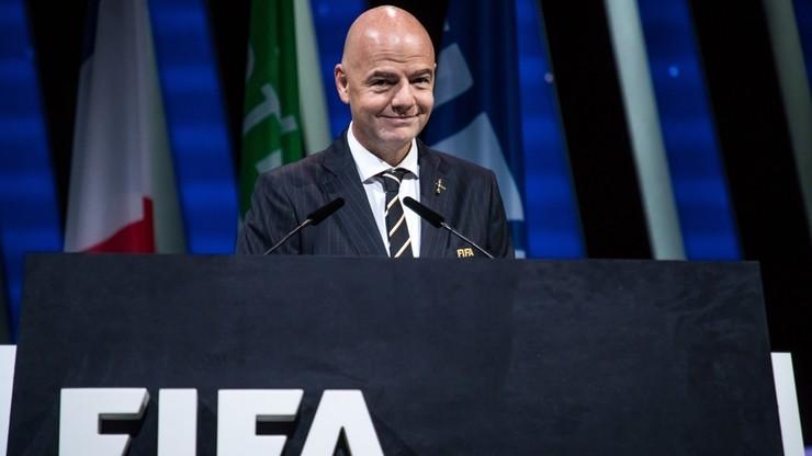 Prezydent FIFA przedstawił plany reformy piłki nożnej