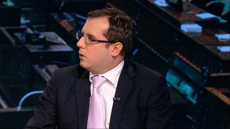 Prokuratura chce uchylenia immunitetu posła P. Czarneckiego. Chodzi o sprawę z sylwestra