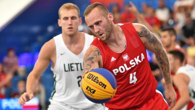 Tokio 2020: Polscy koszykarze 3x3 poznali termin kwalifikacji