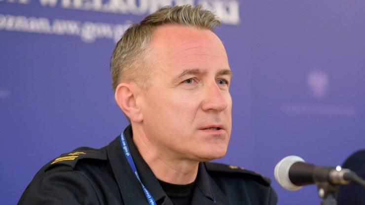 Andrzej Bartkowiak komendantem głównym Państwowej Straży Pożarnej