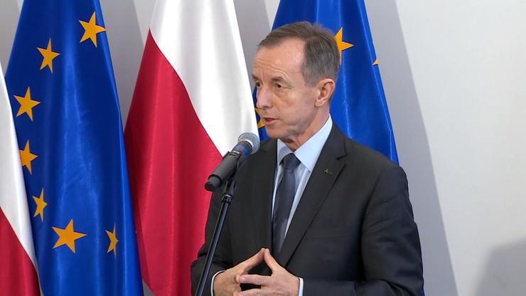 Grodzki odpowiedział Komisji Europejskiej ws. sądów. W niedzielę wygłosi orędzie