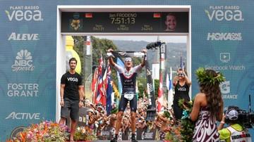 2019-10-13 MŚ Ironman: Tytuły dla Haug i Frodeno