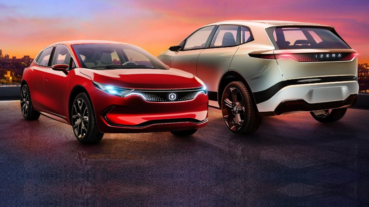 Oto polskie samochody elektryczne. Premiera dwóch prototypów Izery [FILM]