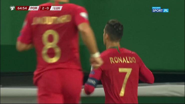 El. Euro 2020: Fenomenalna podcinka Ronaldo! Wykorzystał błąd obrońcy
