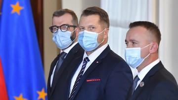 Przemysław Czarnek nowym ministrem edukacji i nauki
