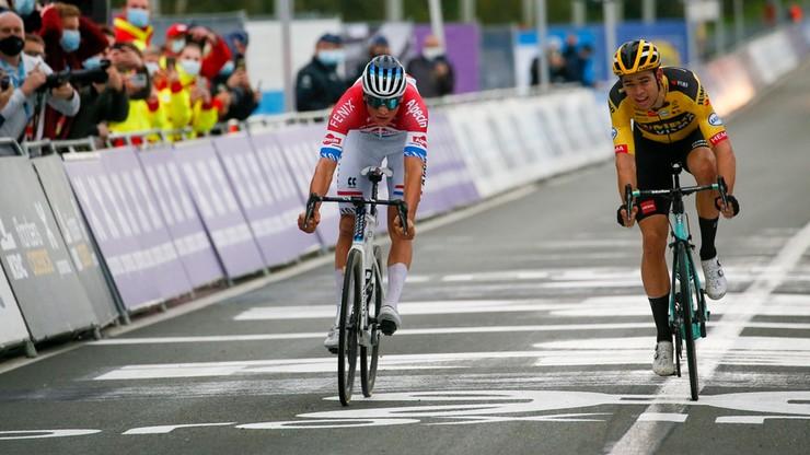 Dookoła Flandrii: Triumf van der Poela, wypadek Alaphilippe'a