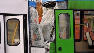 Rozpędzony tramwaj a w środku nieprzytomny motorniczy. Wypadek w Szczecinie