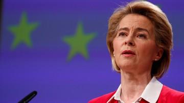 Komisja Europejska przedstawi w środę plan wyjścia z ograniczeń związanych z Covid-19