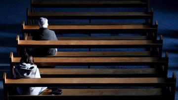 Zwierzchnik Cerkwi poprosił wiernych, by modlili się w domu