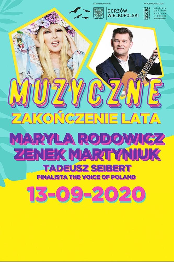 2020-08-17 Zenek Martyniuk i Maryla Rodowicz razem na scenie