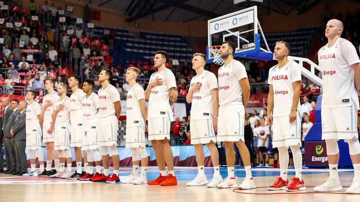 Tokio 2020: Polscy koszykarze poznali rywali w walce o igrzyska