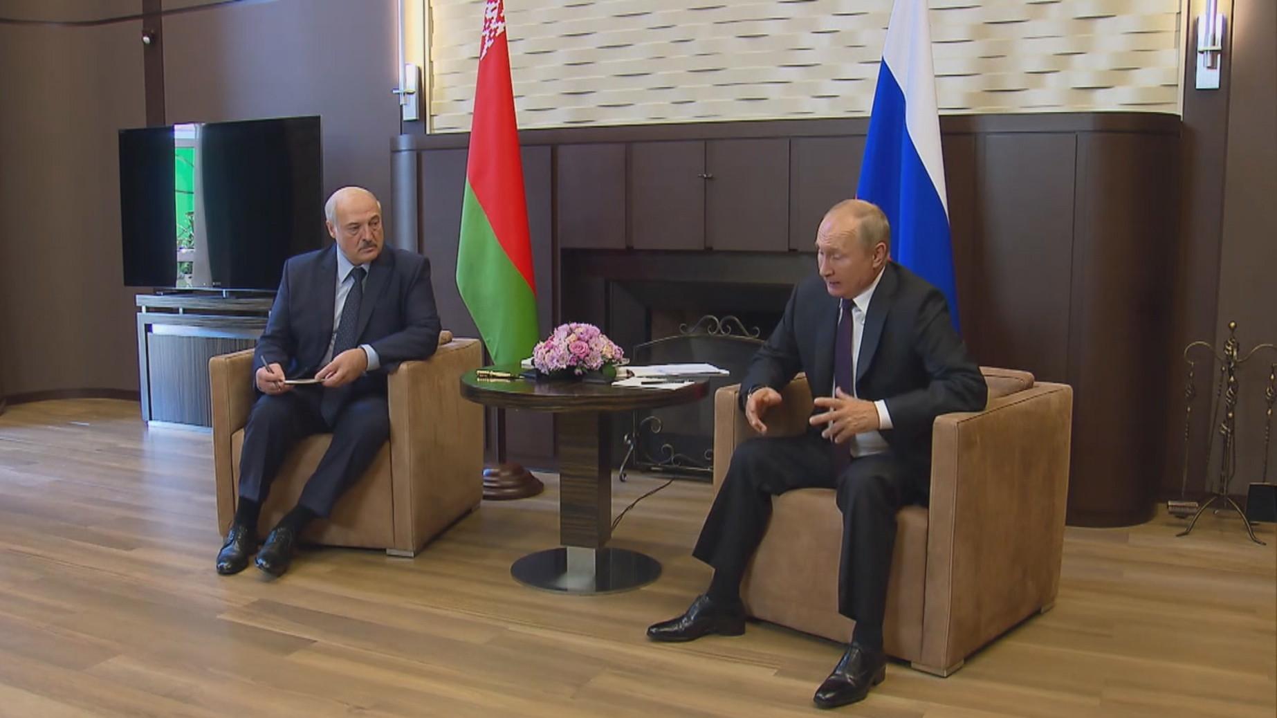 """Kreml tłumaczy kredyt dla Mińska. """"To nie jest ingerencja w sprawy Białorusi"""""""
