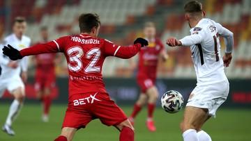 Fortuna Puchar Polski: Awans Zagłębia Lubin po szalonym meczu