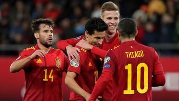 El. Euro 2020: Wyniki i skróty piątkowych meczów - 15.11