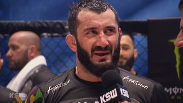Khalidov: Nie kończę z MMA. Jeszcze wam pokażę!