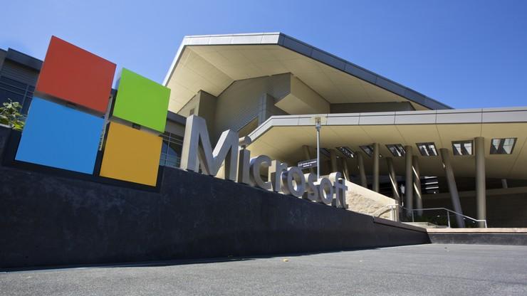 """Microsoft zainwestuje w Polsce miliard dolarów. """"Kolejny krok Polski w przyszłość"""""""