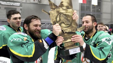 Hokejowy Superpuchar Polski: Trofeum dla JKH GKS Jastrzębie. Ten pierwszy raz