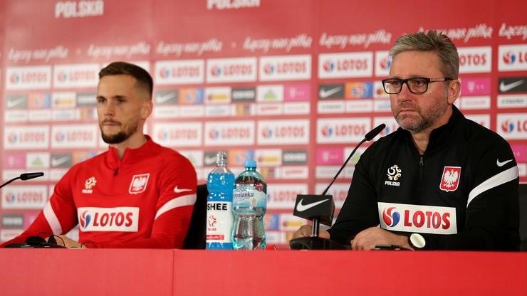 Znamy skład reprezentacji Polski na mecz z Ukrainą. Dwóch debiutantów!