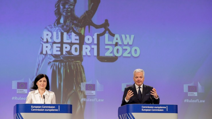 Komisja Europejska krytycznie o Polsce. Co zawiera raport?