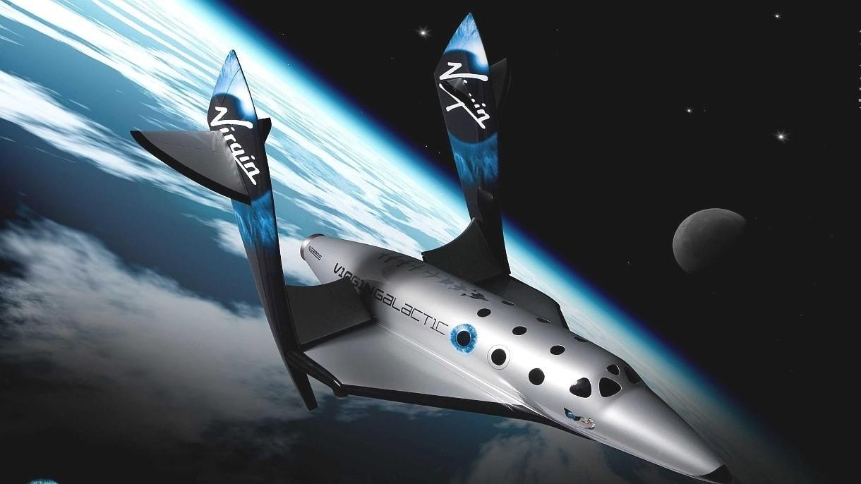 Loty turystyczne na granicę kosmosu od Virgin już na początku 2021 roku [FILM]