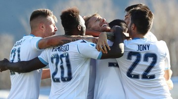 Serie A: AS Roma - Lazio Rzym. Relacja i wynik na żywo