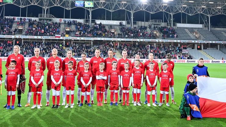 Ranking FIFA kobiet: Trzydzieste miejsce Polski