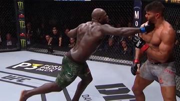 UFC w Waszyngtonie: Overeem - Rozenstruik. Wyniki gali