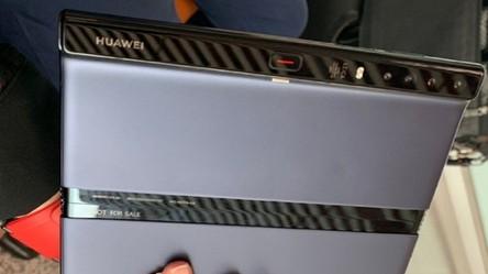 Tak wygląda najnowsza wersja Mate X, składanego smartfona od Huawei