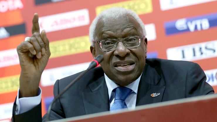 Były prezydent IAAF stanął przed sądem w Paryżu