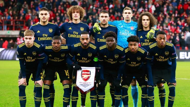 Trudny sprawdzian Arsenalu