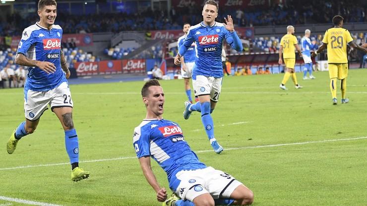 Serie A: Przed Napoli wyzwanie, ale i szansa na pokazanie wartości