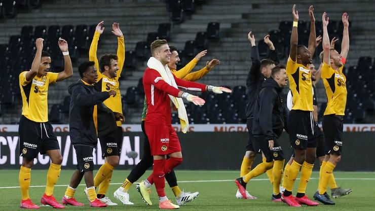 Young Boys Berno zostało mistrzem Szwajcarii