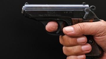 Chciał zastrzelić mężczyznę w centrum Białegostoku. Pistolet nie wypalił