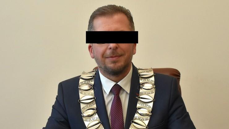 Burmistrz Szprotawy miał żądać łapówki. Został aresztowany