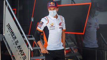 MotoGP: Marc Marquez musi pozostać w szpitalu