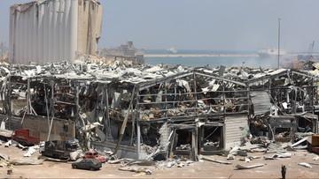 """""""Atak"""" czy """"wypadek"""". Amerykański dwugłos o wybuchu w Bejrucie"""
