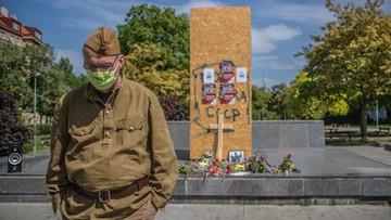 Rosja oburzona usunięciem pomnika sowieckiego marszałka w Pradze