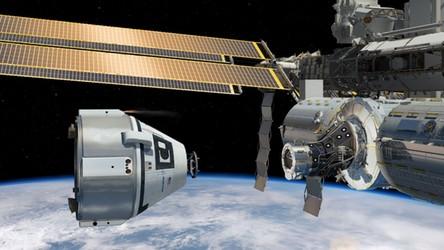 NASA uważa, że to SpaceX pierwszy dostarczy astronautów do kosmicznego domu