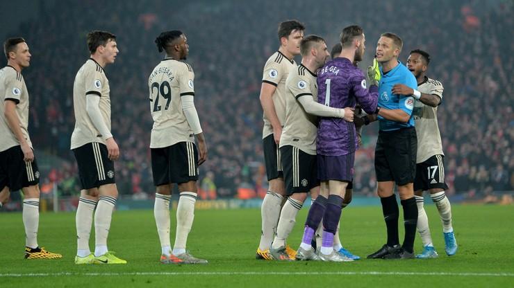 Premier League: Manchester United - Burnley. Relacja i wynik na żywo